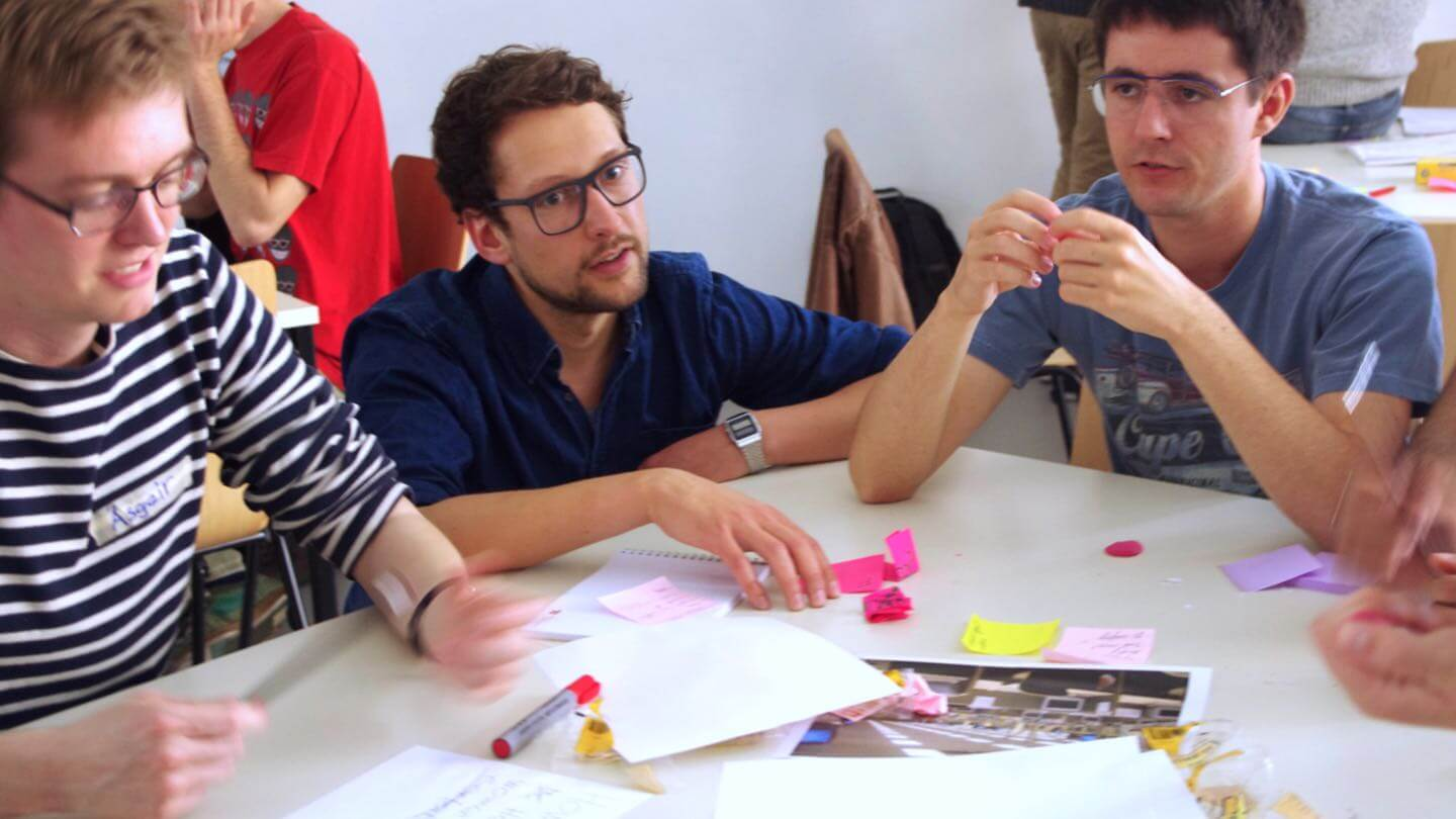 Design Thinking Workshop TU Berlin