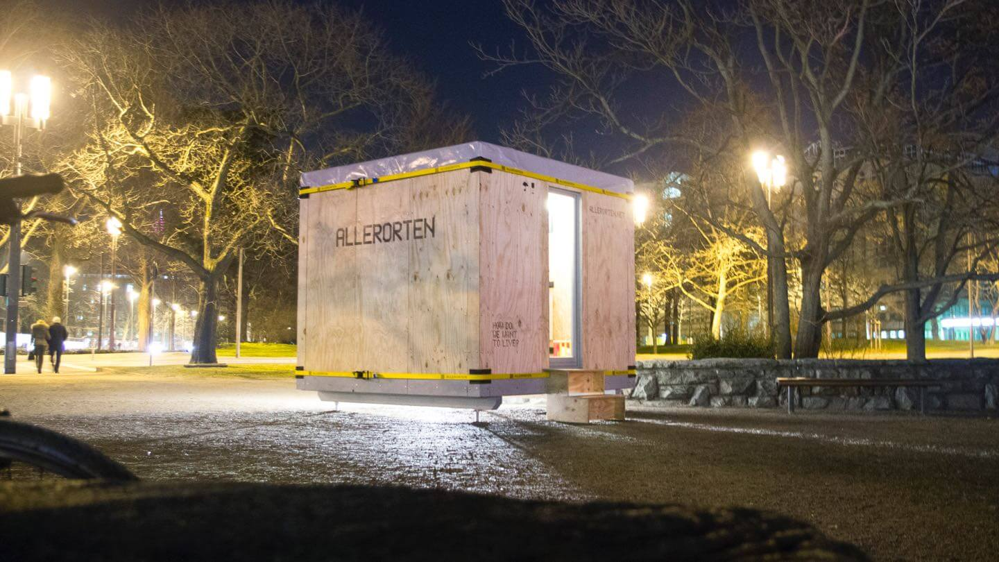 allerorten otto mobile housing concept tiny house architecture prototype